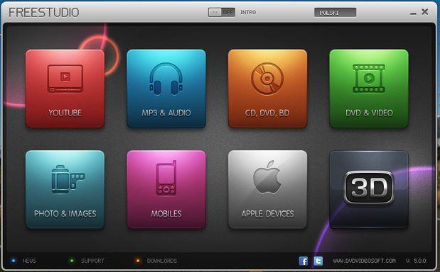 Free Studio - набор инструментов