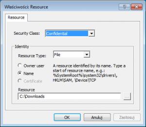 GeSWall - изоляция приложения на основе политики ограничения доступа