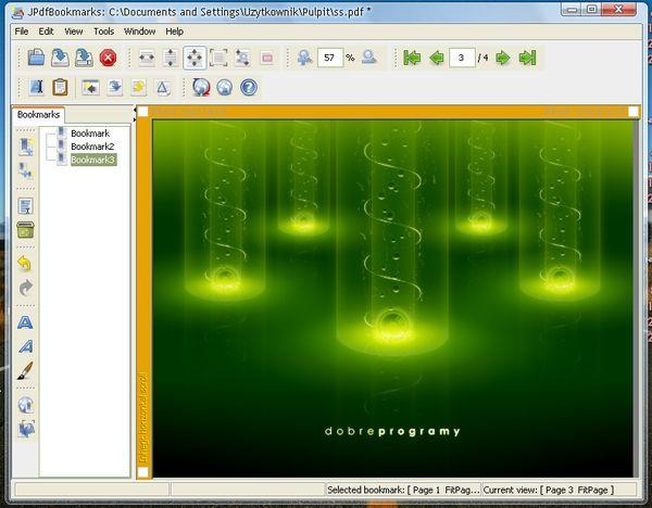 Редактирование и изменение файлов PDF