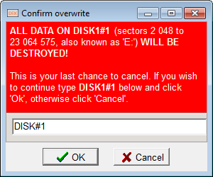 DriveImage XML: копирование и восстановление дисков