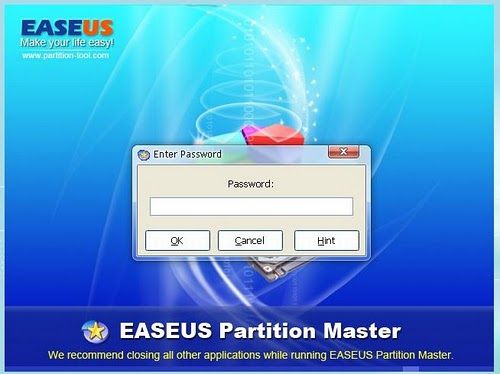 EASEUS Partition Master: операции с разделами