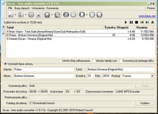 XMedia Recode - видео и аудио конвертеры