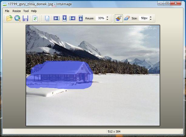 изменение размера / базовая модификация изображения