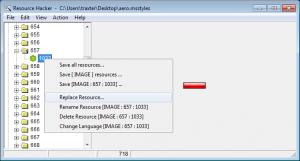 Редактирование цвета панели с указанием количества свободного дискового пространства