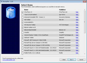 Удаление программ из системы, IObit Uninstaller