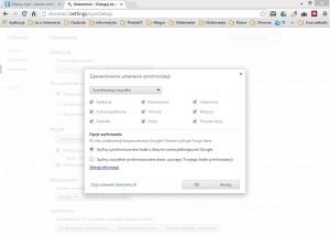 Google Chrome: настройки резервного копирования, резервное копирование профиля