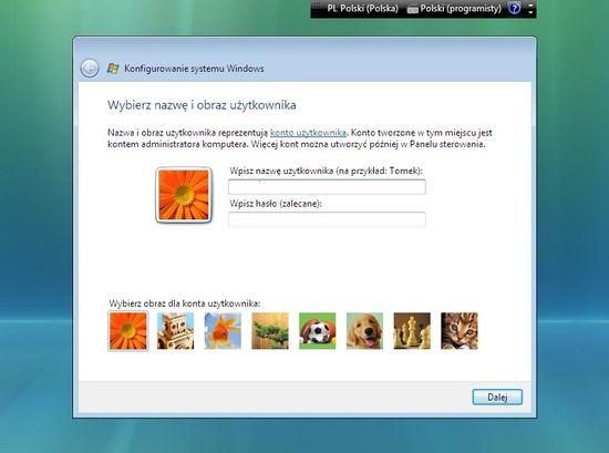 Установка Windows Vista и 7