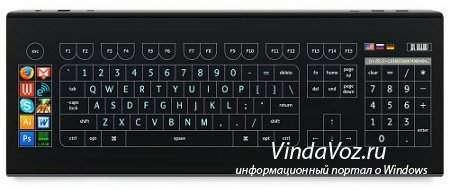 как выбрать сенсорную клавиатуру