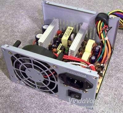 Чистим системный блок компьютера от пыли