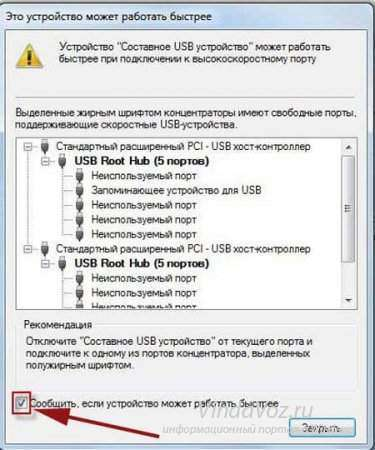 Это USB устройство может работать быстрее