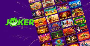 Игровые автоматы на joker.win/slots - официальный сайт Joker Casino